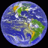 earth from 